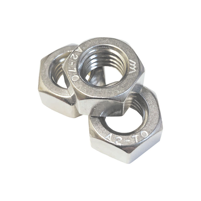 Full Form Stainless Steel Nuts A2 Din934