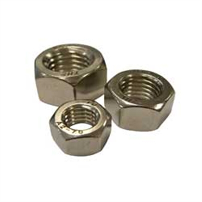 Full Form Stainless Steel Nuts A4 Din934