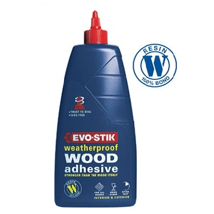 Evostik Waterproof Wood Adhesive