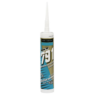 791 Dow Corning Silicone Sealant Low Modulus