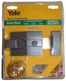 Yale Night Latch