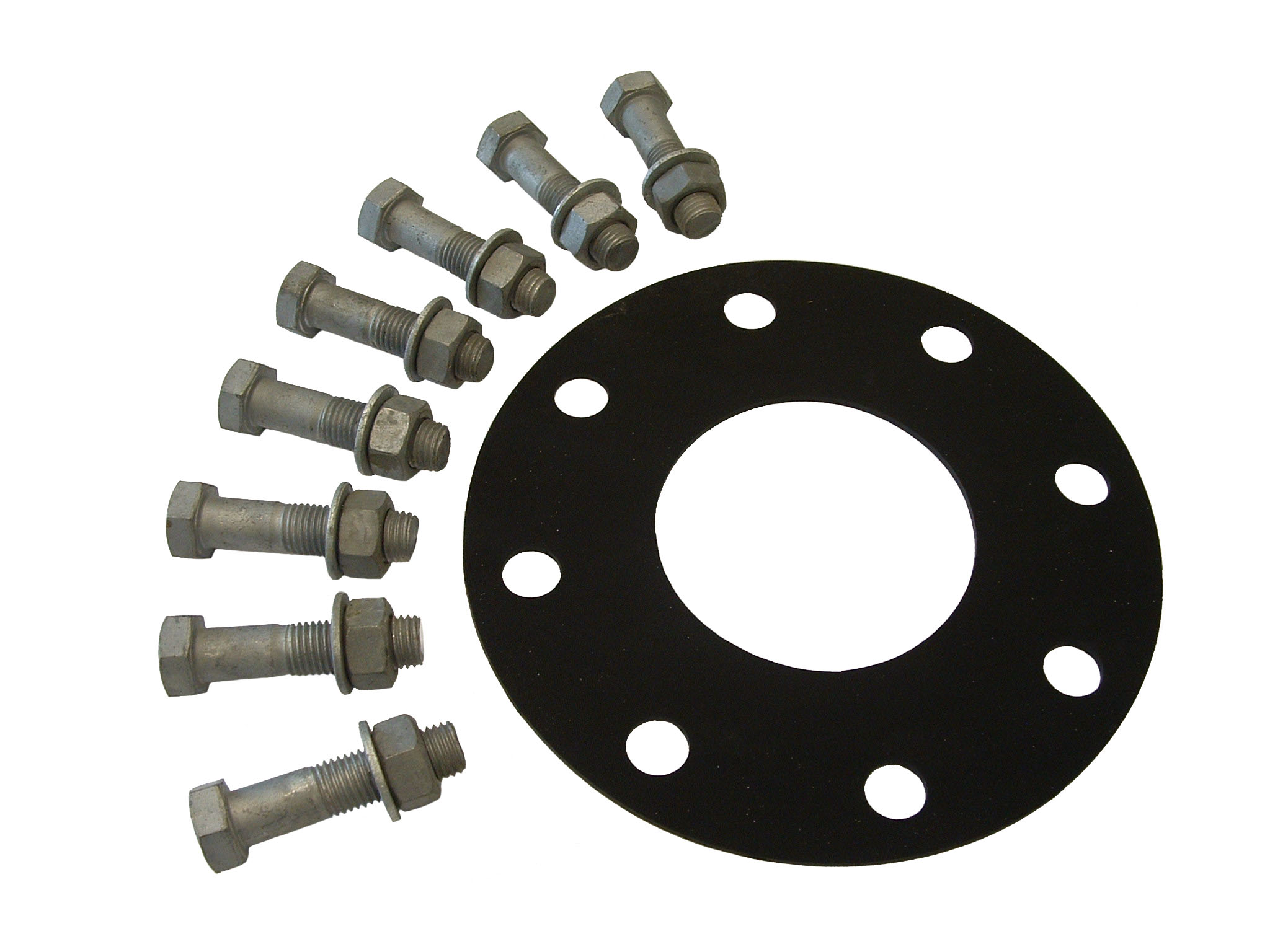 A2 Flange Joint Set Epdm 2 Lug 80mm To 600mm