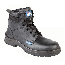 Himalayan 5114 Black Hygrip Safety Boot S3 Complete With Midsole