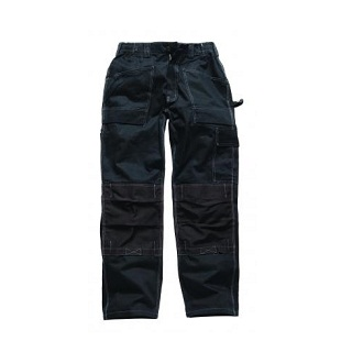 Dickies GDT 290 Trousers Black WD4930