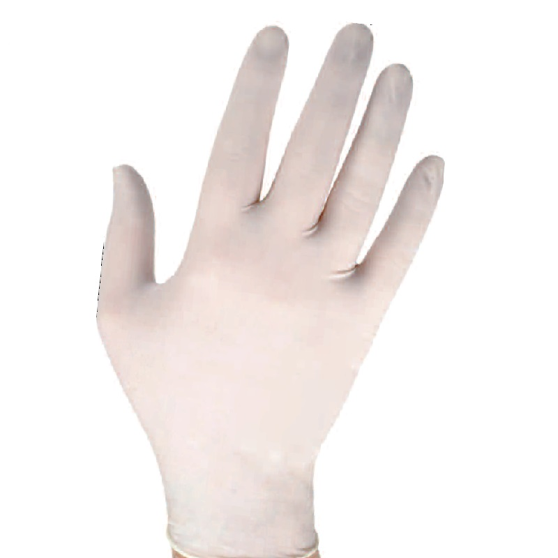 Polyco Bodyguard 4 Latex Powdered Gloves 100 Per Box