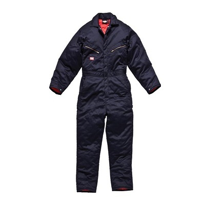 Dickies Quilt Lined Navy Coveralls WD2360