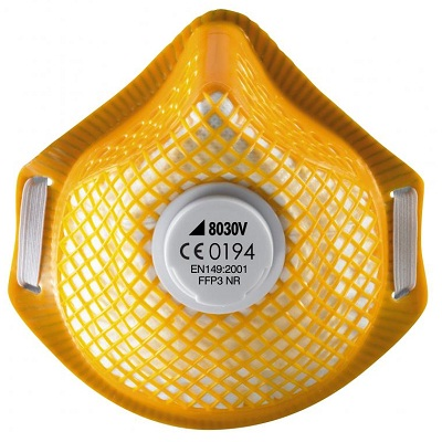 Alphamesh 8000 Disposable Respirators