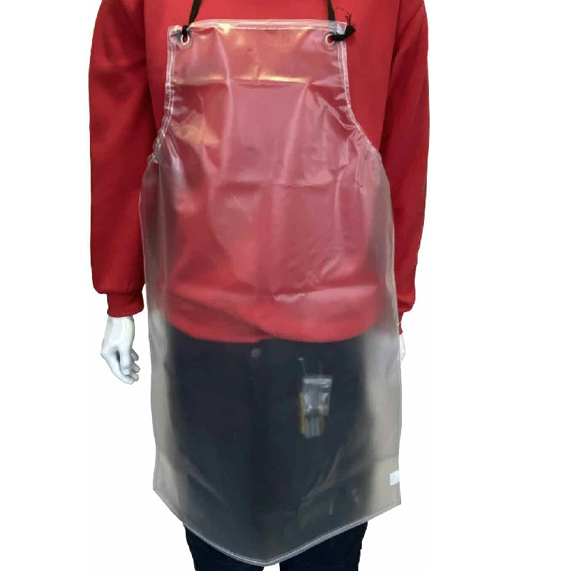 Natural PVC Medium Weight Apron