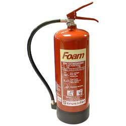 Titan Foam Fire Extinguisher - Red