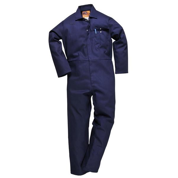 Portwest Safewelder Navy Coverall