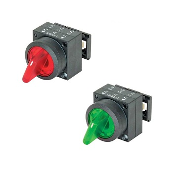 Siemens Illuminated 2 Position Switches