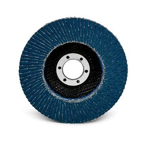 3m 115mm Conical Flap Discs 566a