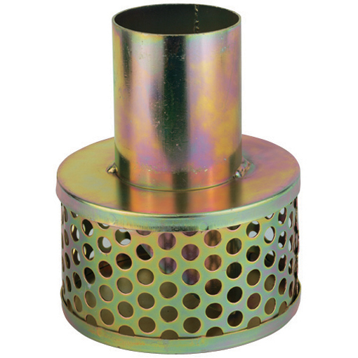 Zinc Plated Hose Tail Strainer