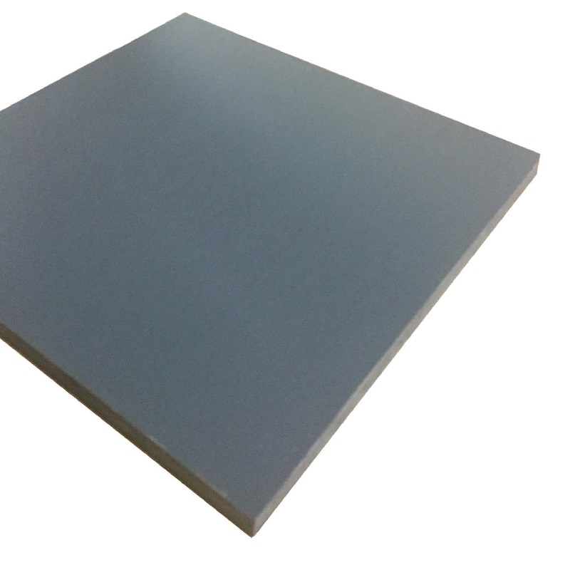 PVC Plastic Sheets, Grey
