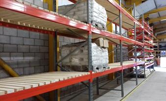 New Warehouse Racking - Wrexham