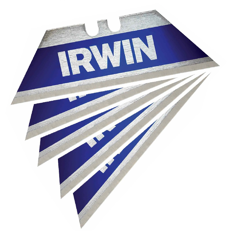 IRWIN BI-METAL SAFETY BLADES - 5 PACK [10505823]