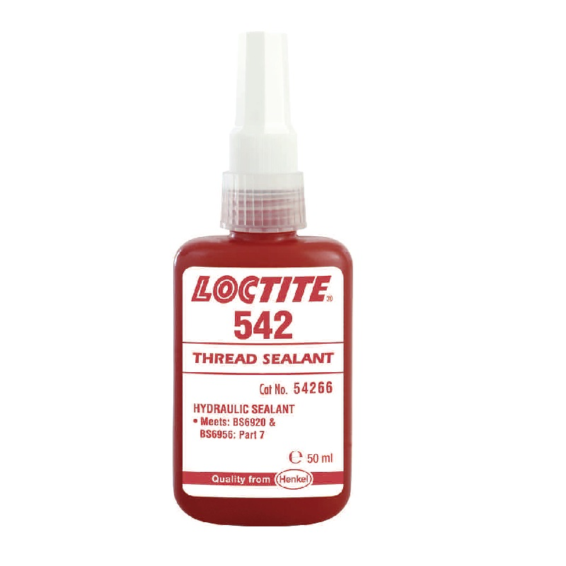 LOCTITE 542 HYDRAULIC SEAL - 50ML