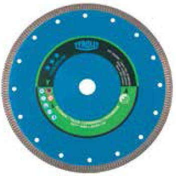 Tyrolit DCT Diamond Tile Saw Blade 115mm 10mm Segment 22.23mm Bore 22.23 Centre 639559