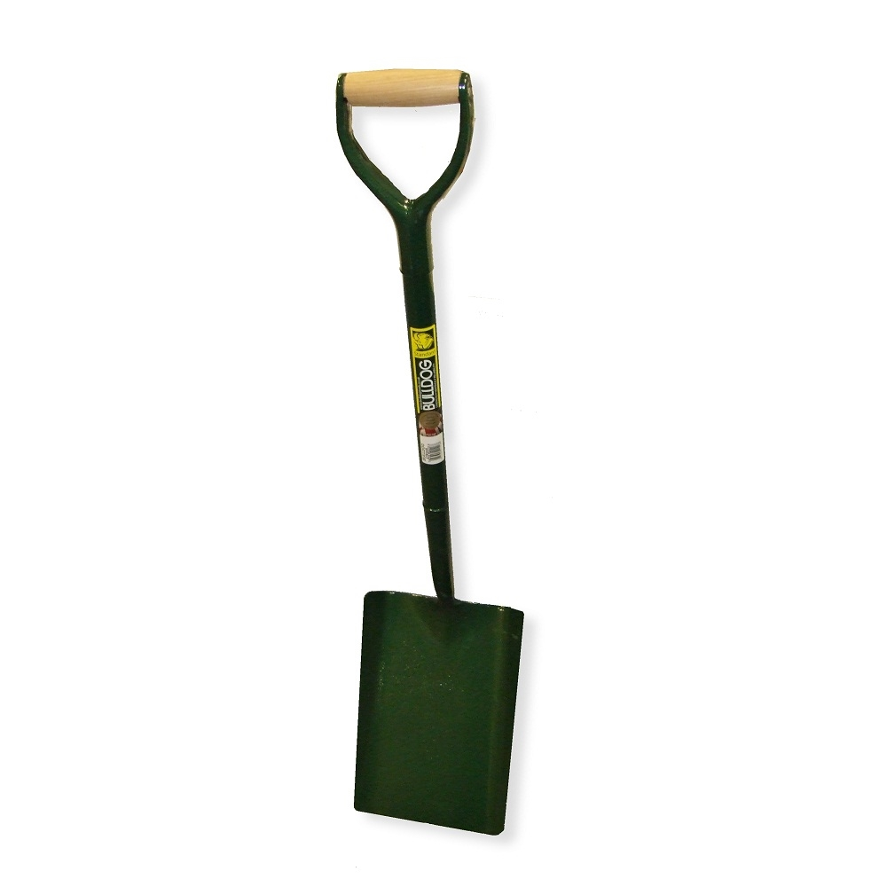 Bulldog 5tm-2am Shovel All Metal Taper Mouth