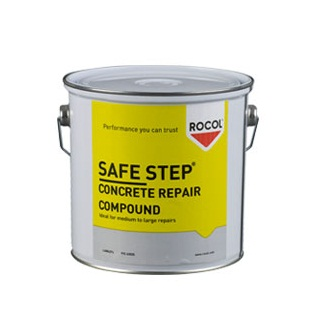 ROCOL SAFESTEP CONCRETE REPAIR COMPOUND - 25KG