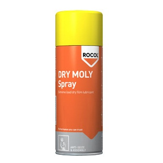 Rocol Dry Moly Spray (as) 10025