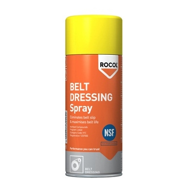 Rocol Belt Dressing Spray 34295