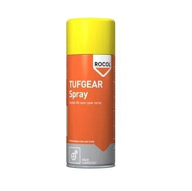 Rocol Tufgear Spray (open Gear) 18105