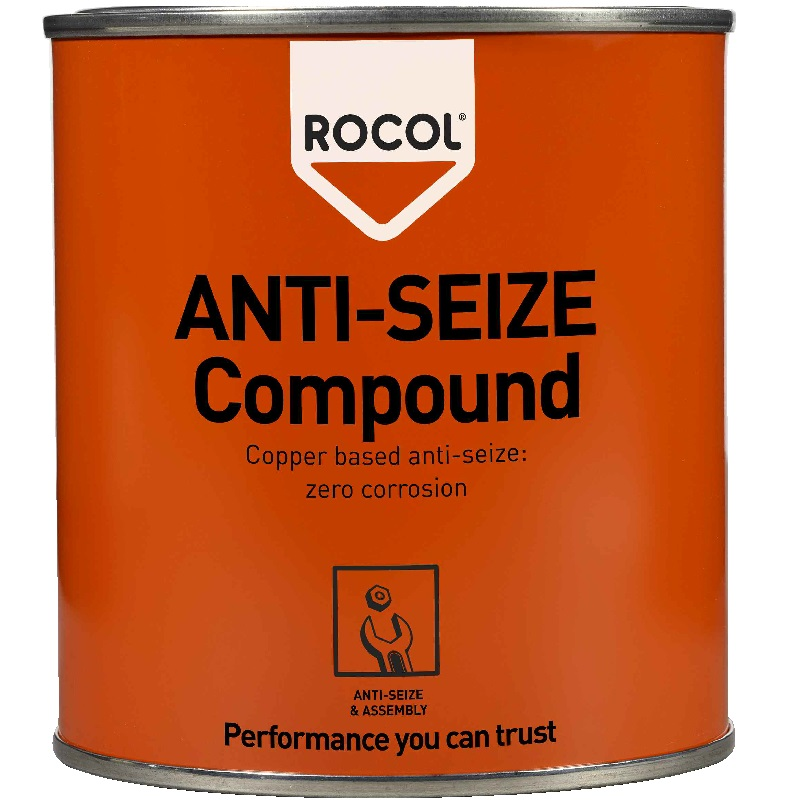 Rocol Anti-Seize  J166 500grm (copperslip) 14033