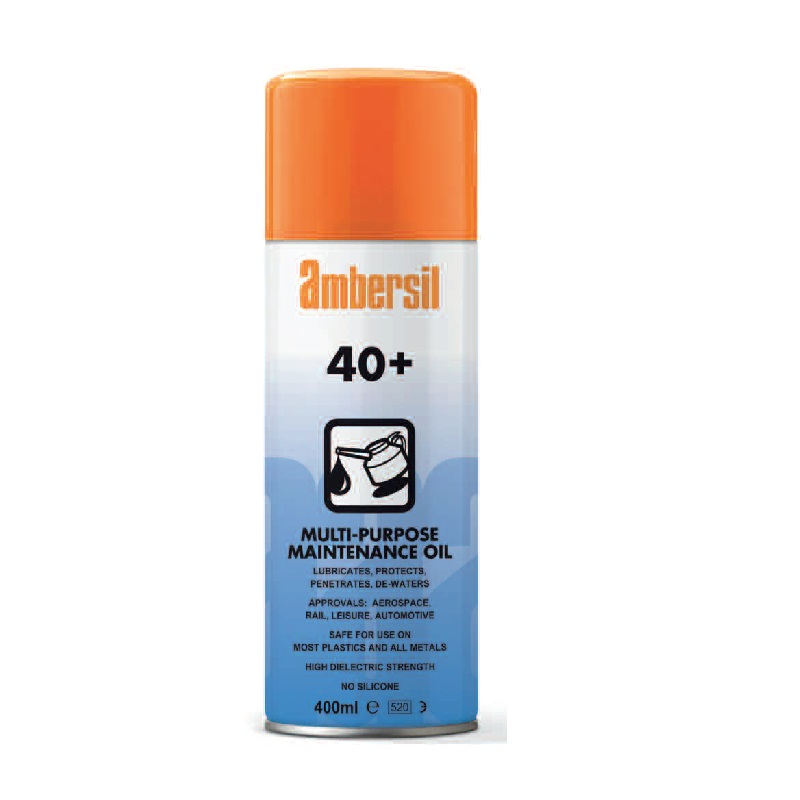 AMBERSIL 40+ PROTECTIVE LUBRICANT 5 LITRES FLAMMABLE