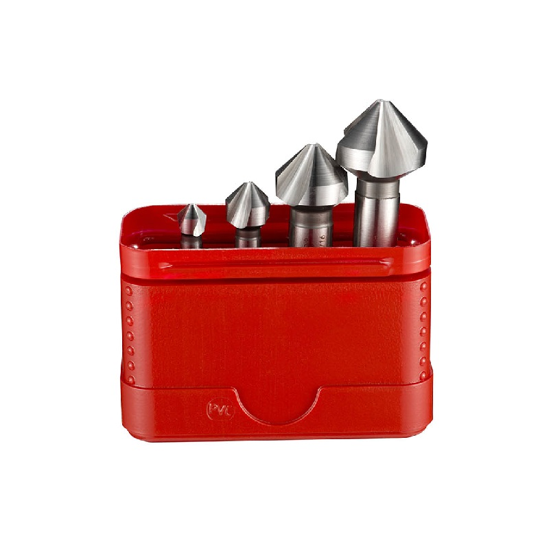 DORMER G136 90 DEGREE COUNTERSINK - SET OF 4
