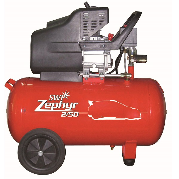 2.0 HP 50 LTR LUBRICATED COMPRESSOR ZEPHYR