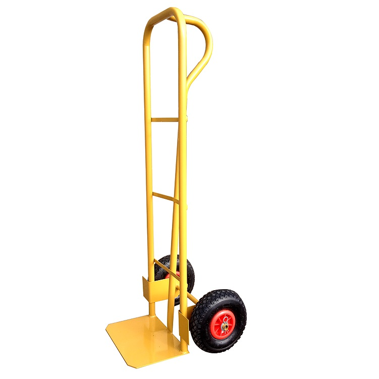 Sack Truck P Handle 150kg Pneumatic Tyre