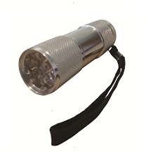 Lighthouse l/h 9ledpockt Pocket Torch