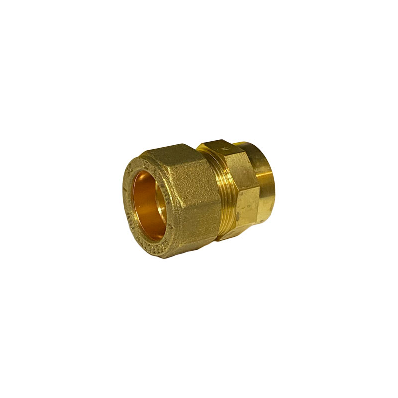 "25MM X 3/4"" KUTERLITE 712 COUPLING  POLYETHYLENE X FEMALE IRON BSP"