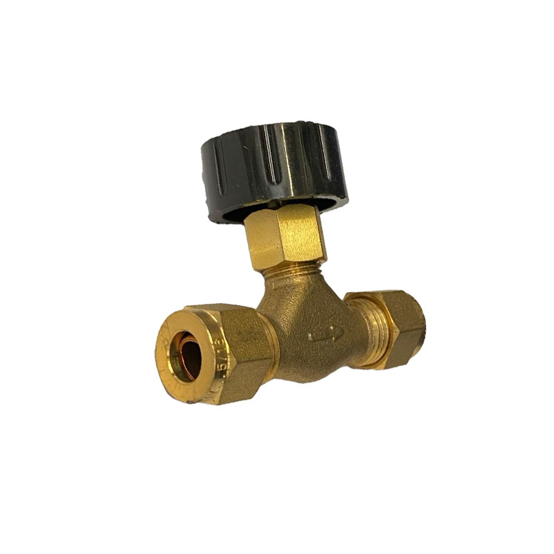 "5/16"" OD WADE WVA1/B/20 COMPRESSION MINI BALL VALVE"