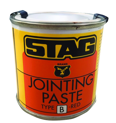 STAG RED B 500 GRAM JOINTING COMPOUND
