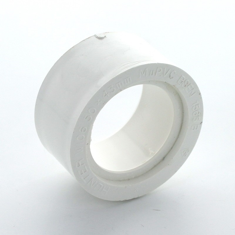 32MM HUNTER SOLVENT BOSS ADAPTOR WHITE WW104