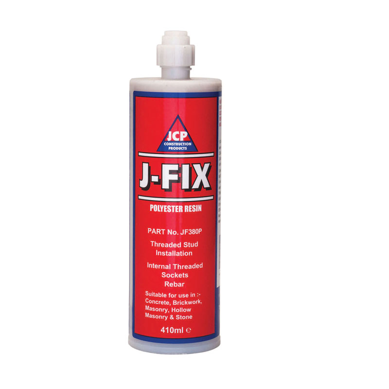 J-FIX POLYESTER RESIN - 300ML