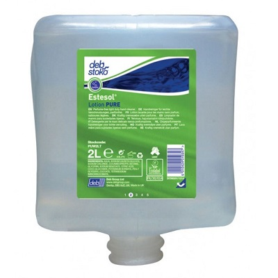 Deb 2000 Series 2lt Pure Wash Puw2lt  was Pure Pur43xd