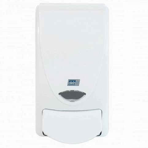 DEB WHITE WHB1LDS DISPENSER - 1 LITRE