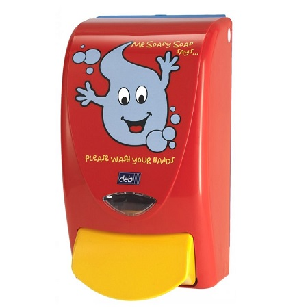 Deb MR Soapy Soap Dispenser Mss1lds was Ssd01p