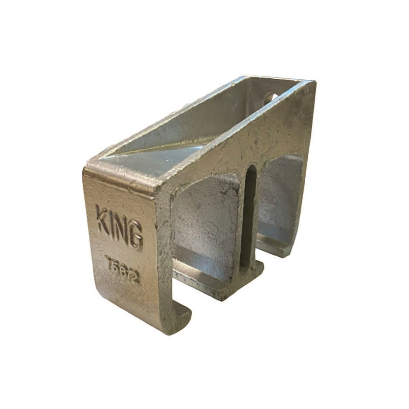 KING 756/2 DOUBLE OPEN SIDEWALL BRACKET KING
