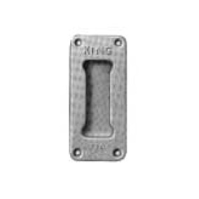 KING 770 FLUSH HANDLE ALUMINIUM
