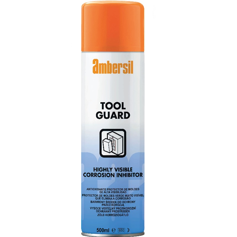 AMBERSIL TOOL GUARD HIGHLY VISIBLE CORROSION INHIBITOR - 500ml