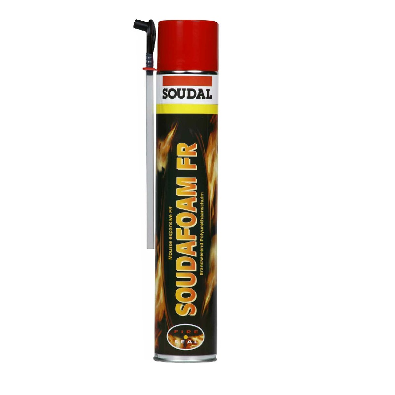 SOUDAFOAM FIRE RATED EXPANDING FOAM 750ML
