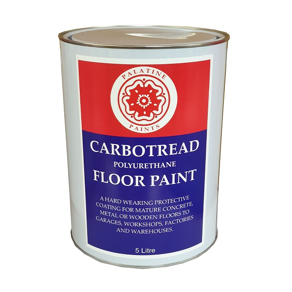 5 LTR CONCRETE FLOOR PAINT TILE RED