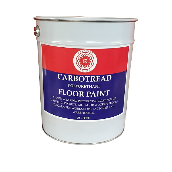 20 LTR ADMIRALTY GREY CONCRETE FLOOR PAINT