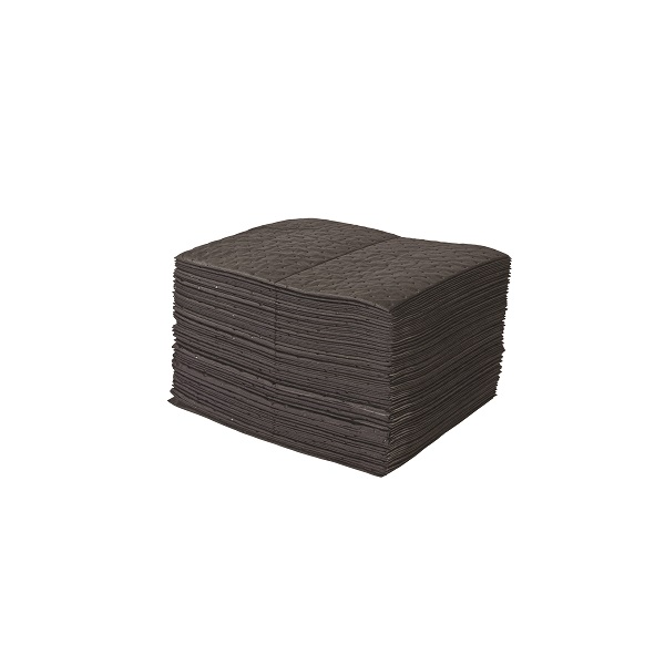 LUBETECH 77-5000 BLACK & WHITE MAINTENANCE PADS - BOX OF 100