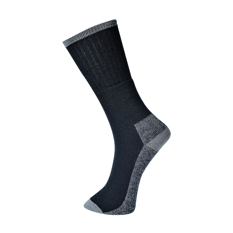 Dickies Black Work Socks Pack Of 3 Fits Size 6-11 Dck-00009