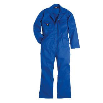 DICKIES XXL (52-54) WD4819 ROYAL COVERALL REG